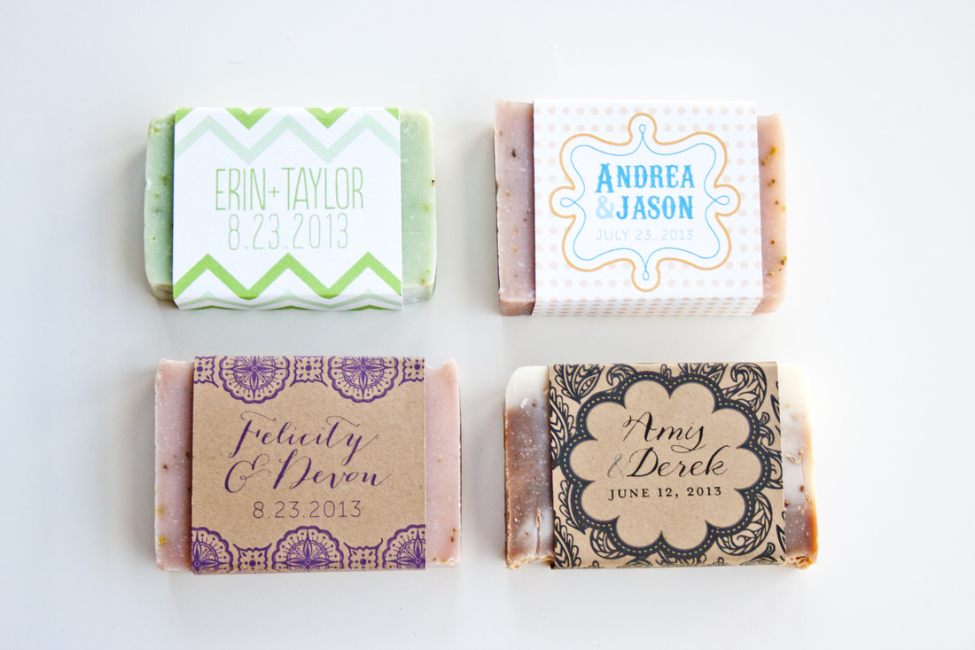 Wedding & Party Favours - SIMPLE SOAP